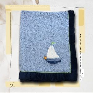 wendy bellissimo first mate baby blanket